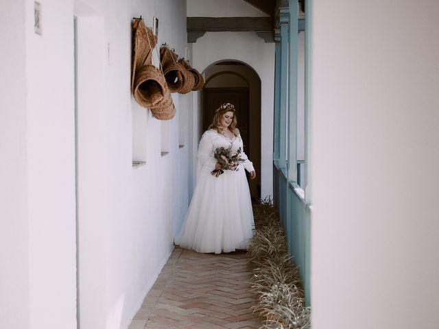 La boda de Alberto y Esperanza en Mairena Del Alcor, Sevilla 58