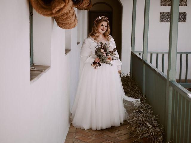 La boda de Alberto y Esperanza en Mairena Del Alcor, Sevilla 61