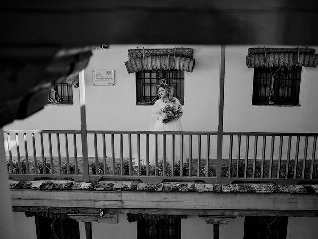 La boda de Alberto y Esperanza en Mairena Del Alcor, Sevilla 62