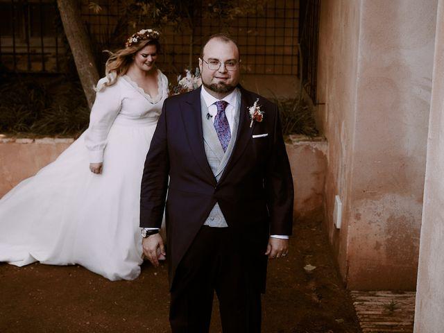 La boda de Alberto y Esperanza en Mairena Del Alcor, Sevilla 76