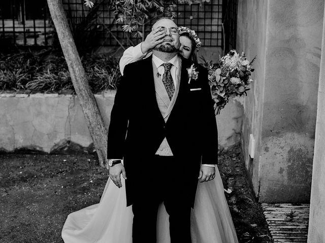 La boda de Alberto y Esperanza en Mairena Del Alcor, Sevilla 78