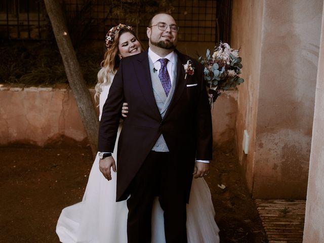 La boda de Alberto y Esperanza en Mairena Del Alcor, Sevilla 79