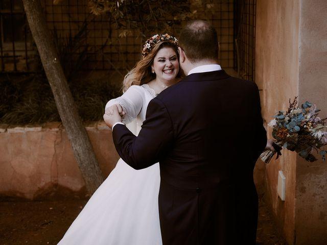 La boda de Alberto y Esperanza en Mairena Del Alcor, Sevilla 81
