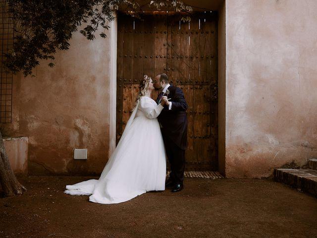 La boda de Alberto y Esperanza en Mairena Del Alcor, Sevilla 84