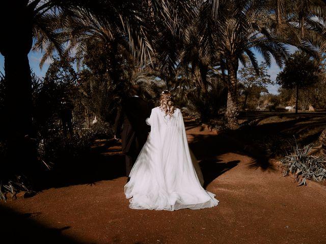 La boda de Alberto y Esperanza en Mairena Del Alcor, Sevilla 85