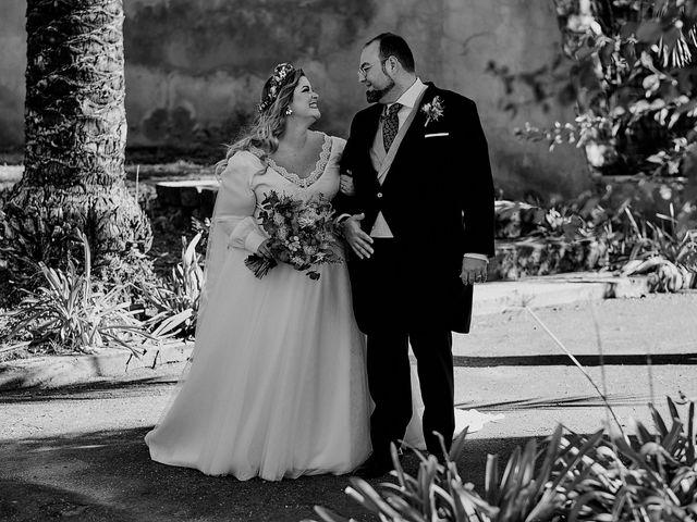 La boda de Alberto y Esperanza en Mairena Del Alcor, Sevilla 87