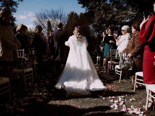 La boda de Alberto y Esperanza en Mairena Del Alcor, Sevilla 90