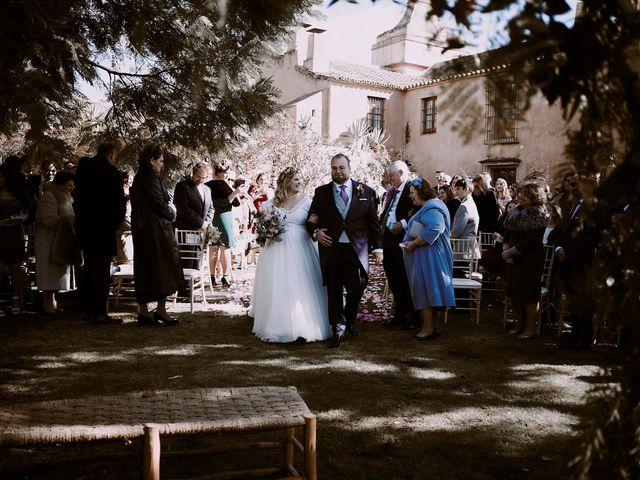 La boda de Alberto y Esperanza en Mairena Del Alcor, Sevilla 91