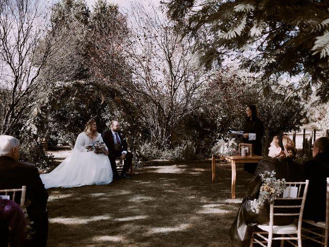 La boda de Alberto y Esperanza en Mairena Del Alcor, Sevilla 96