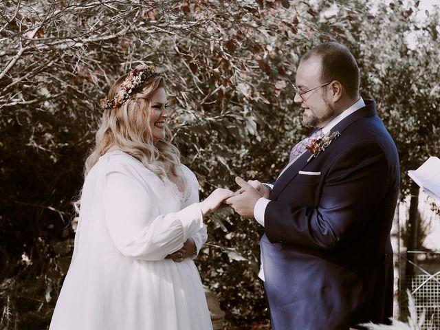 La boda de Alberto y Esperanza en Mairena Del Alcor, Sevilla 100