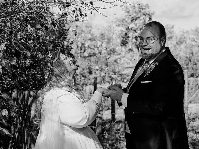 La boda de Alberto y Esperanza en Mairena Del Alcor, Sevilla 102