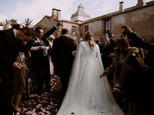La boda de Alberto y Esperanza en Mairena Del Alcor, Sevilla 110