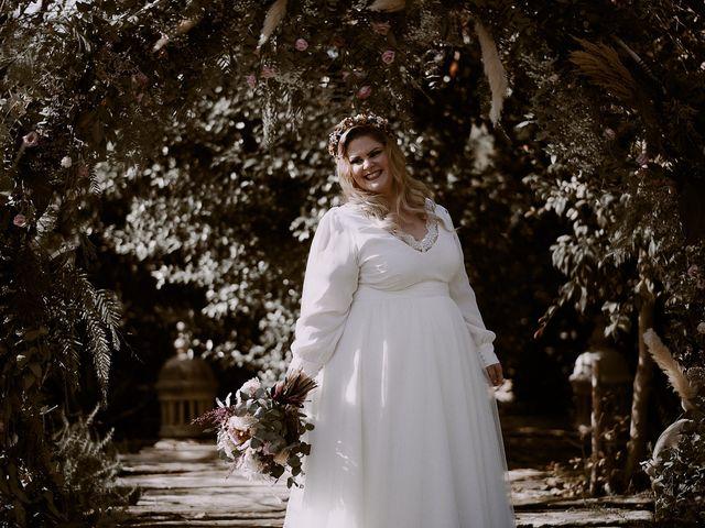 La boda de Alberto y Esperanza en Mairena Del Alcor, Sevilla 112