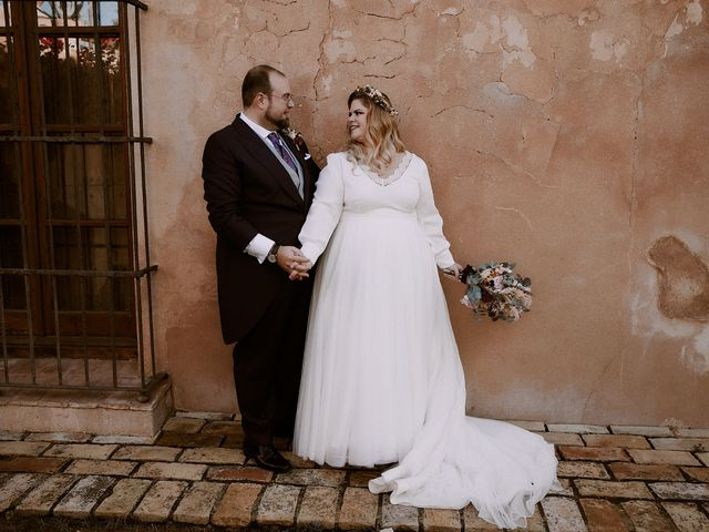 La boda de Alberto y Esperanza en Mairena Del Alcor, Sevilla 114
