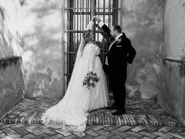 La boda de Alberto y Esperanza en Mairena Del Alcor, Sevilla 117