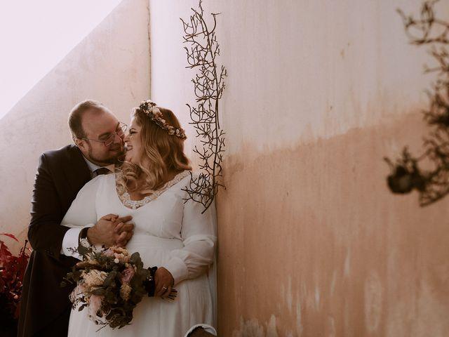 La boda de Alberto y Esperanza en Mairena Del Alcor, Sevilla 118