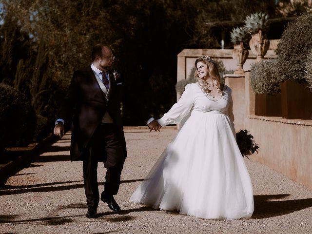 La boda de Alberto y Esperanza en Mairena Del Alcor, Sevilla 119