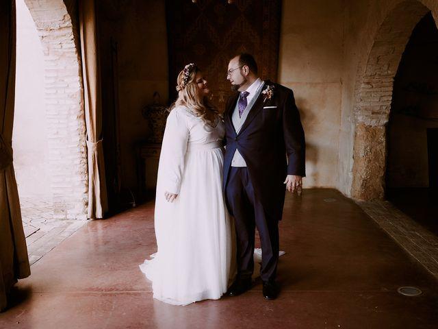 La boda de Alberto y Esperanza en Mairena Del Alcor, Sevilla 120