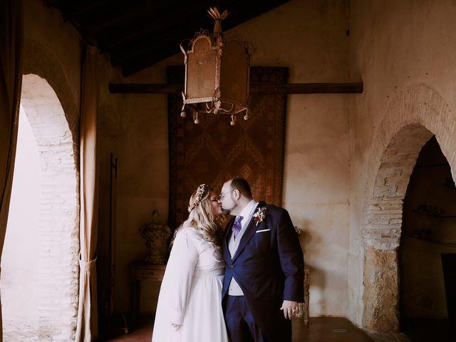 La boda de Alberto y Esperanza en Mairena Del Alcor, Sevilla 121
