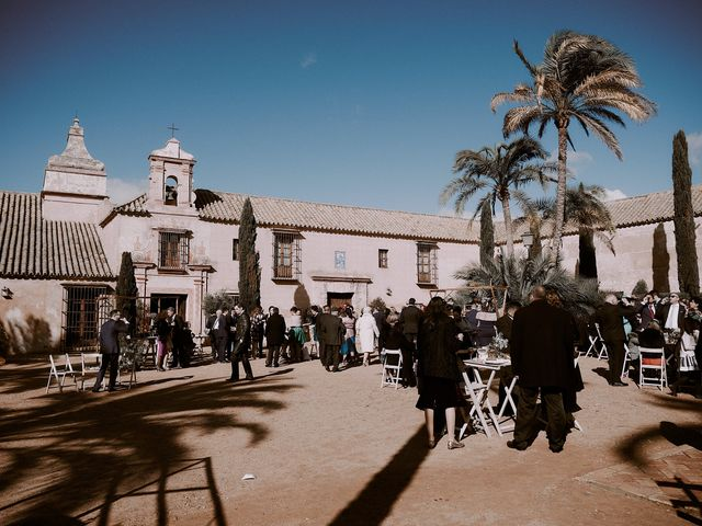 La boda de Alberto y Esperanza en Mairena Del Alcor, Sevilla 122