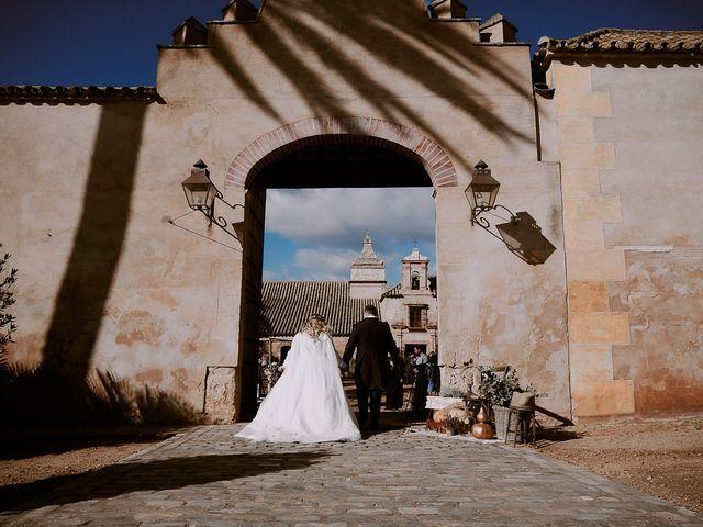 La boda de Alberto y Esperanza en Mairena Del Alcor, Sevilla 124