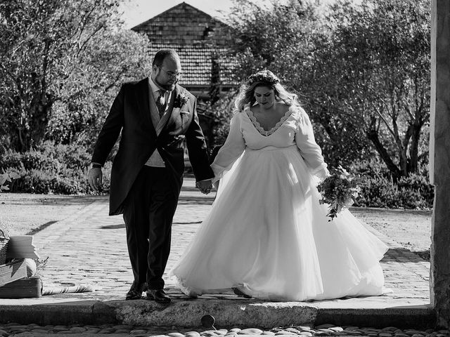 La boda de Alberto y Esperanza en Mairena Del Alcor, Sevilla 125