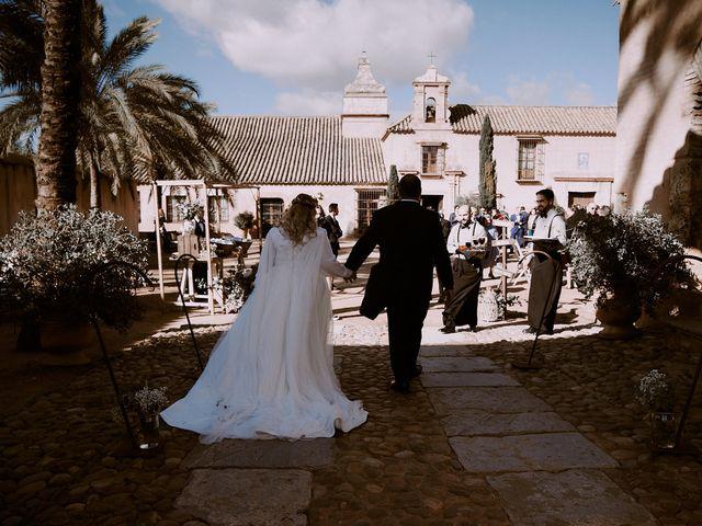 La boda de Alberto y Esperanza en Mairena Del Alcor, Sevilla 126