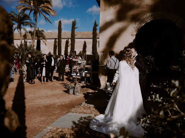 La boda de Alberto y Esperanza en Mairena Del Alcor, Sevilla 128