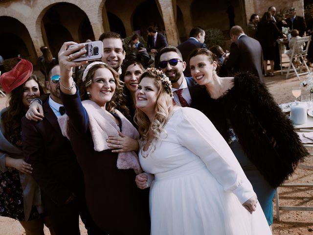La boda de Alberto y Esperanza en Mairena Del Alcor, Sevilla 129