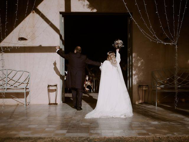 La boda de Alberto y Esperanza en Mairena Del Alcor, Sevilla 137