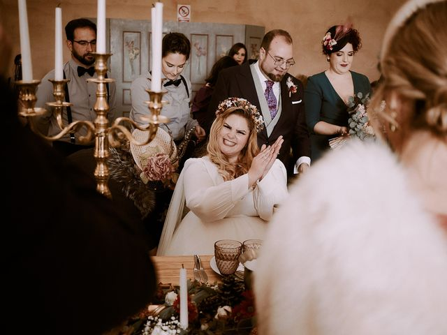 La boda de Alberto y Esperanza en Mairena Del Alcor, Sevilla 140
