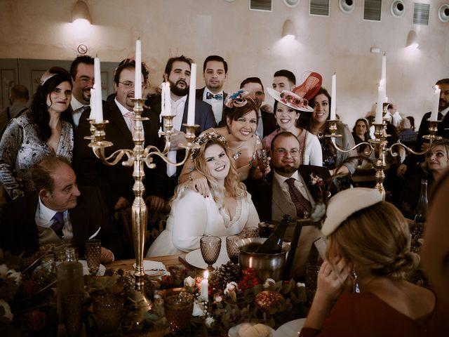 La boda de Alberto y Esperanza en Mairena Del Alcor, Sevilla 143