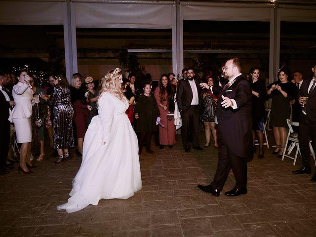 La boda de Alberto y Esperanza en Mairena Del Alcor, Sevilla 148