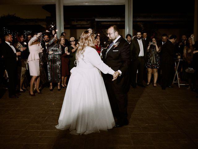 La boda de Alberto y Esperanza en Mairena Del Alcor, Sevilla 149