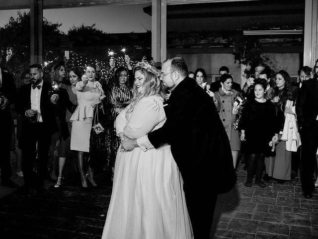 La boda de Alberto y Esperanza en Mairena Del Alcor, Sevilla 150