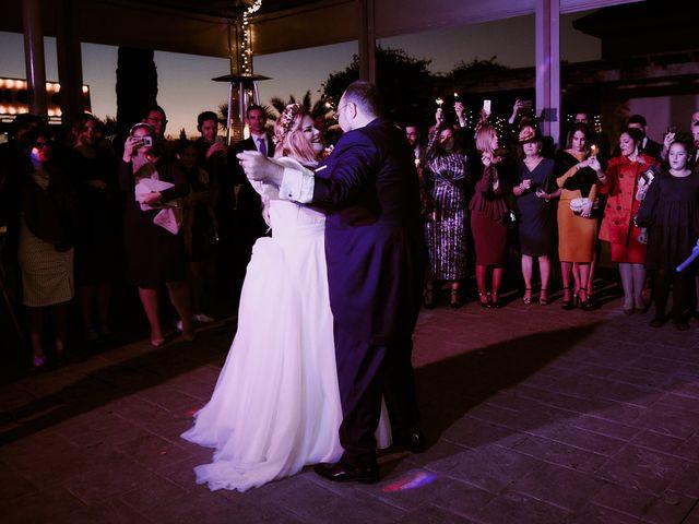 La boda de Alberto y Esperanza en Mairena Del Alcor, Sevilla 151