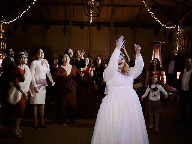 La boda de Alberto y Esperanza en Mairena Del Alcor, Sevilla 162