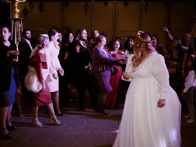 La boda de Alberto y Esperanza en Mairena Del Alcor, Sevilla 163