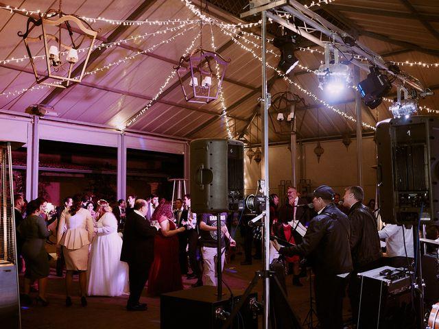 La boda de Alberto y Esperanza en Mairena Del Alcor, Sevilla 171