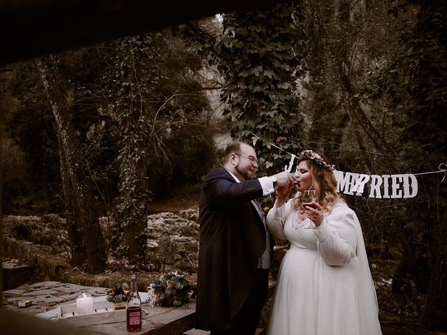 La boda de Alberto y Esperanza en Mairena Del Alcor, Sevilla 187