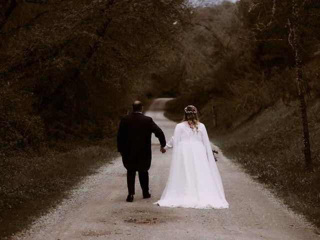 La boda de Alberto y Esperanza en Mairena Del Alcor, Sevilla 196