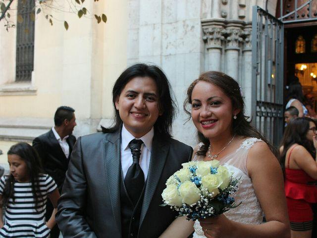 La boda de Doris y Héctor