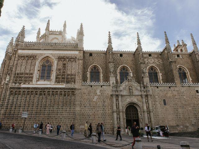 La boda de Daniel y Holanda en Toledo, Toledo 13