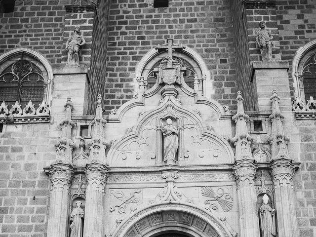 La boda de Daniel y Holanda en Toledo, Toledo 17