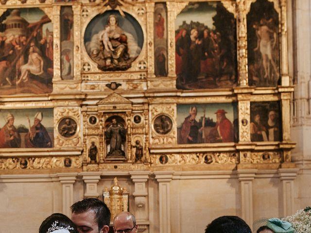 La boda de Daniel y Holanda en Toledo, Toledo 20