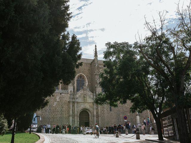 La boda de Daniel y Holanda en Toledo, Toledo 26