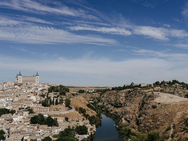 La boda de Daniel y Holanda en Toledo, Toledo 27