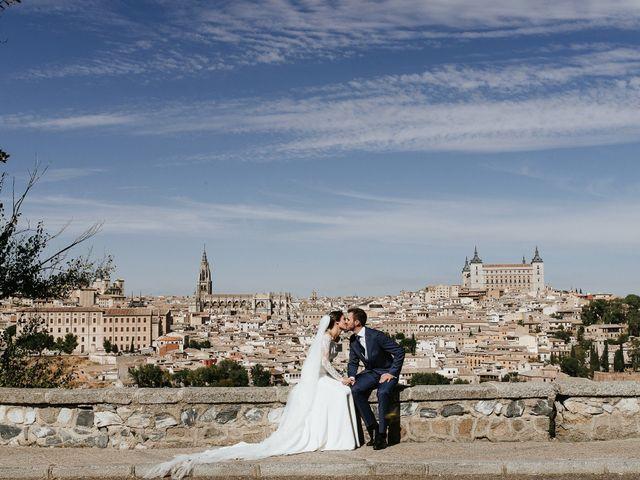 La boda de Daniel y Holanda en Toledo, Toledo 29