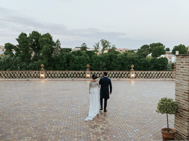 La boda de Daniel y Holanda en Toledo, Toledo 48
