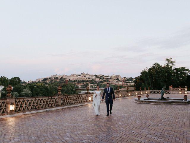 La boda de Daniel y Holanda en Toledo, Toledo 52